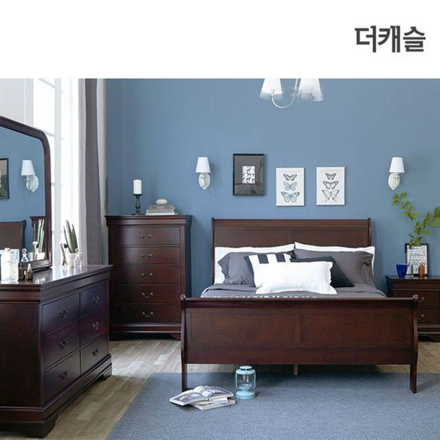 유캐슬 앨리사 침실가구 풀세트_매트리스포함 SALE