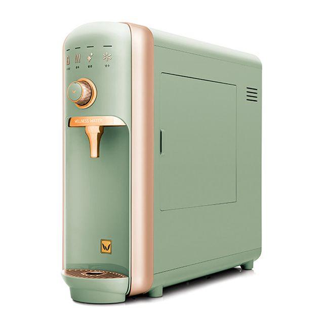 W정수기 레트로 상담예약 (얼음/냉온 정수기)