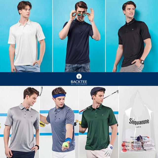 [백티][남성] 18 AIR-COOL 여름셔츠 6종 + 멀티백 1종