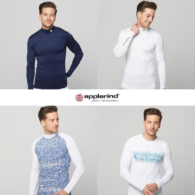 (남성)애플라인드 프리미엄 플레이어 셔츠 4종