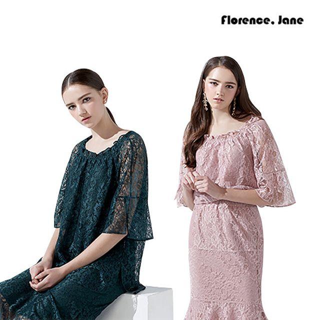 [Florence Jane]플로렌스제인 원피스+투피스 5종