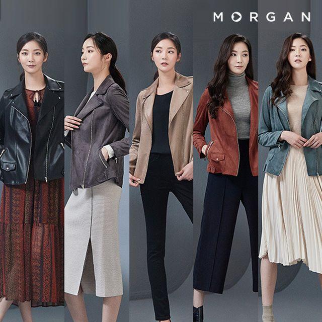 2018 FW 최신상 라이더 런칭!MORGAN new 라이더 재킷 1종