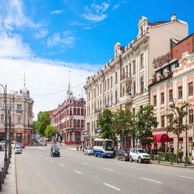 [모두투어] 낭만여행 적극 추천! 가까운 유럽 블라디보스톡 4일 799,000원~/시베리아횡단열차 1박+전일정식사포함