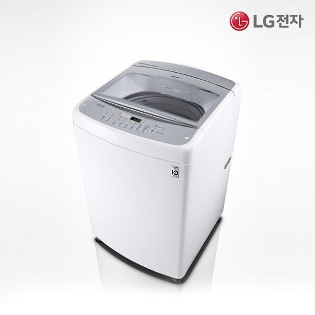 ★GS MYSHOP No.1 세탁기! 14kg가 40만원대 쇼킹파격가!★ [LG] 통돌이 세탁기 14KG TR14WK1 화이트