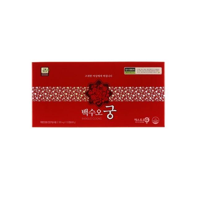 [갱년기 건강기능식품] 백수오 궁 5박스 (총 5개월 분)
