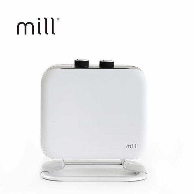 밀 히터 MILL1802PHW / PTC 온풍기 / 북유럽 디자인 / 예쁜 히터