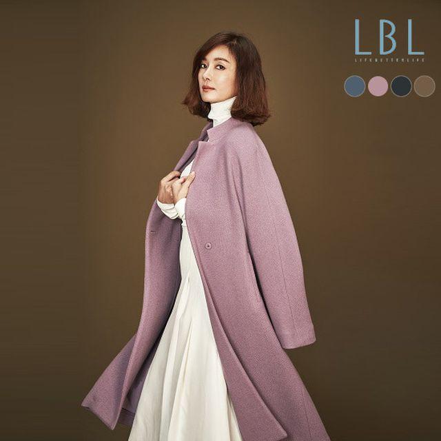 [LBL] 이태리 캐시미어100 뉴베네타 롱코트