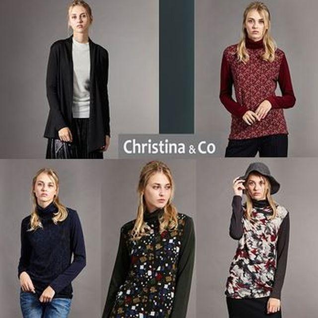 [NS Shop+]크리스티나앤코 기모티셔츠세트