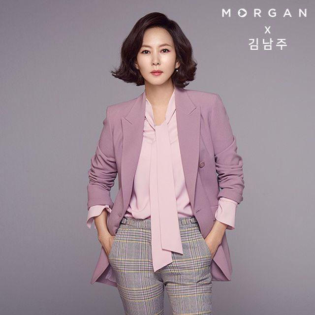 [김남주X모르간] MORGAN Spring 재킷