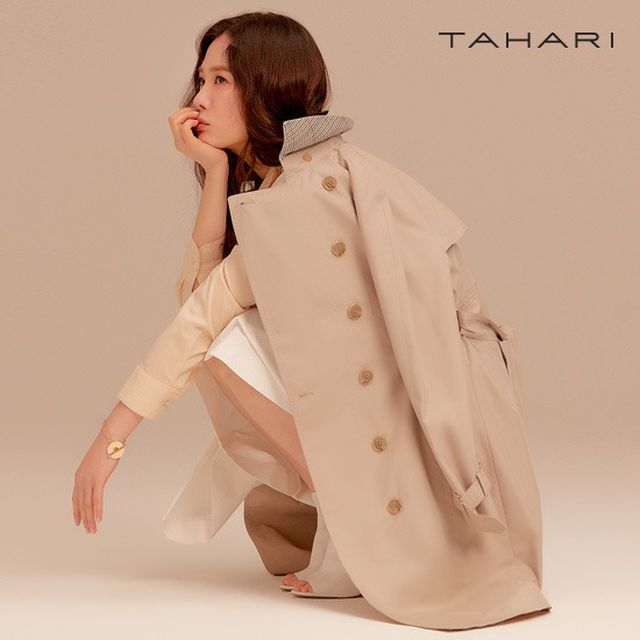 TAHARI 타하리 19SS 클래식 트렌치코트 1종