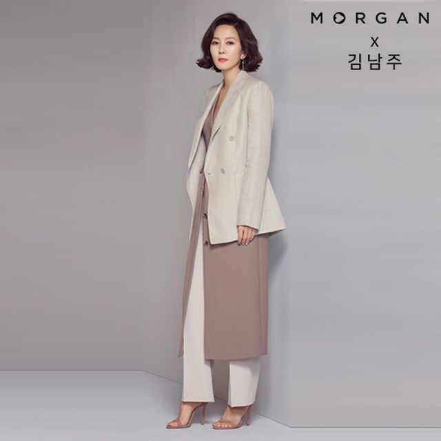 [김남주X모르간] MORGAN Spring 팬츠