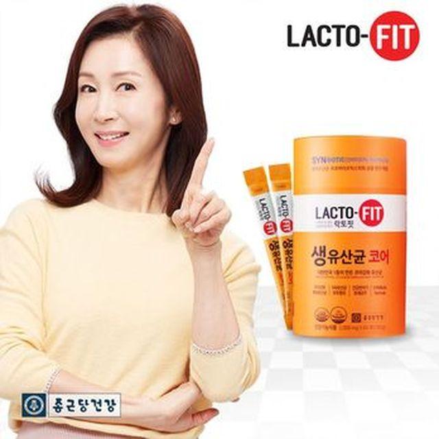 [TV]종근당건강 락토핏 코어(프롤린 유산균) 6통/360포