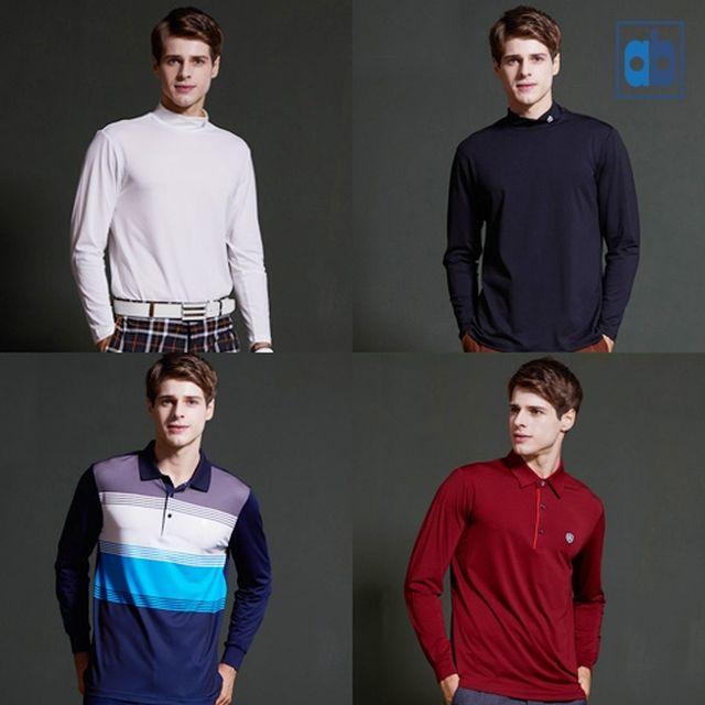 아날도바시니 남성 봄 티셔츠 4종