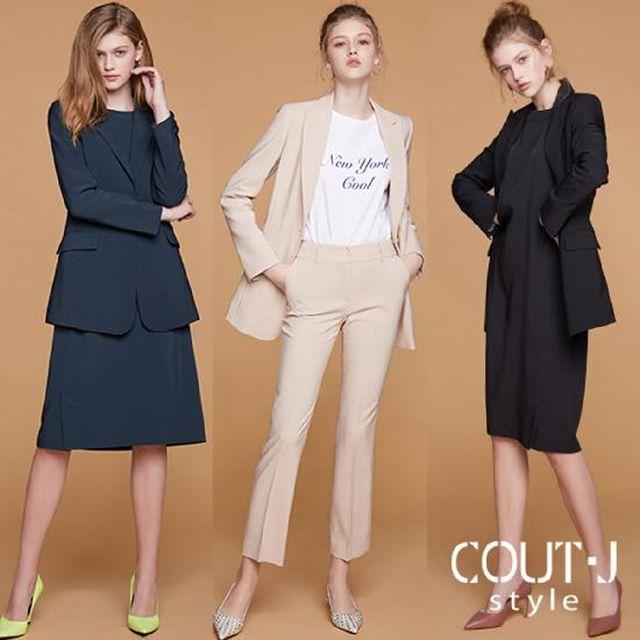 [10%적립]Cout-J. 꾸뜨제이 중독핏 수트+원피스 컬렉션