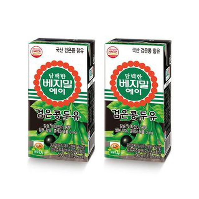 [TV]담백한 베지밀에이 검은콩두유 6박스/총 96팩