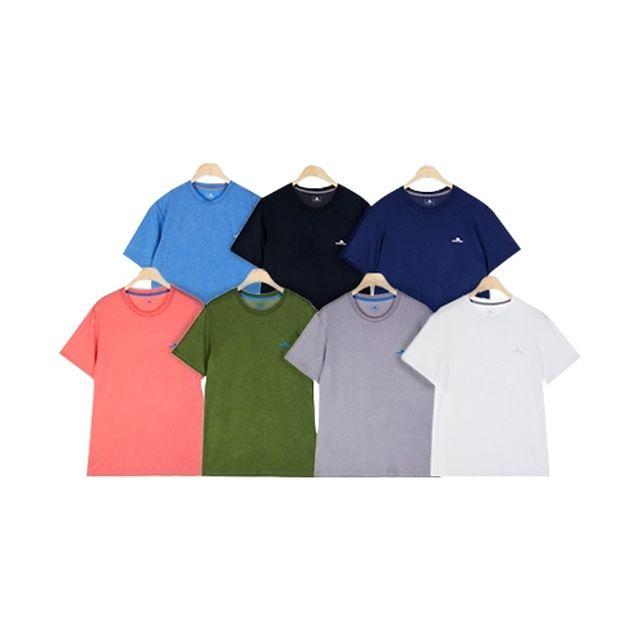 19SS 썸머 아이스 티셔츠 7종 패키지(남)