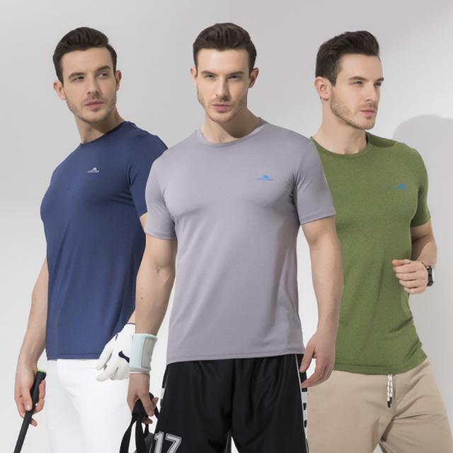 레드캠프 남성 데일리 기능성 냉감 티셔츠 7종 세트