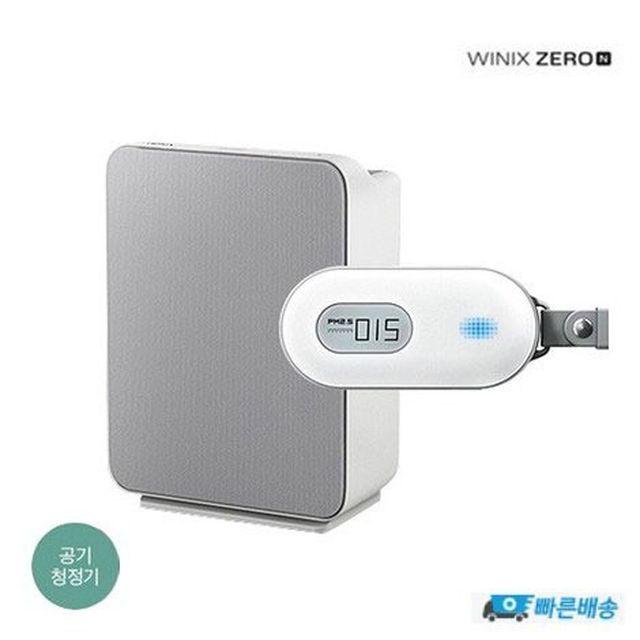 [오플]2019 NEW 위닉스 공청기 제로N AZAE331-HWK + 휴대용 측정기