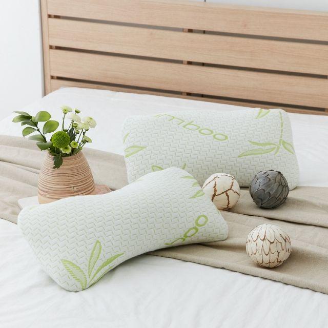[1+1세트] 숲잠 에어메쉬 편백베개