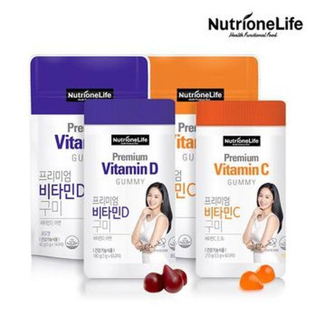 [TV]뉴트리원 비타민구미 C+D 총 7개월분