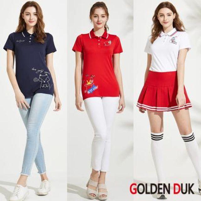 골든더크 여성 PK티셔츠 (3종)