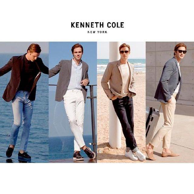 케네스콜 썸머 재킷