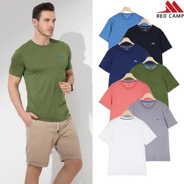 (남성)레드캠프 썸머 아이스 티셔츠 7종