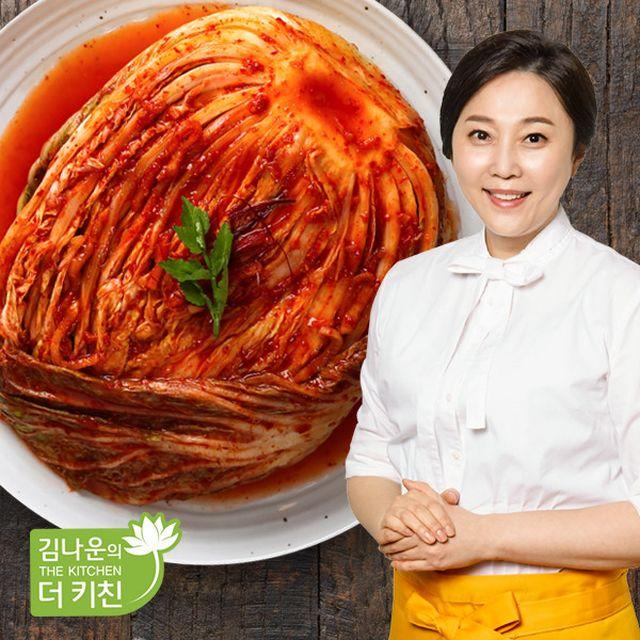 [김나운 더 키친] 집밥김치 총11kg (포기10kg+열무1kg)