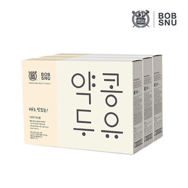서울대공동개발 배로 맛있는 약콩두유 190ml*24팩*3박 (총 72팩)