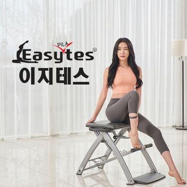 [TV]이지테스 필라테스 운동기구+필라테스 밴드
