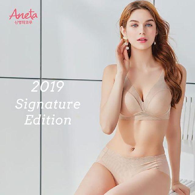 (19년 여름 신상) Aneta by신영와코루 시그니처 에디션