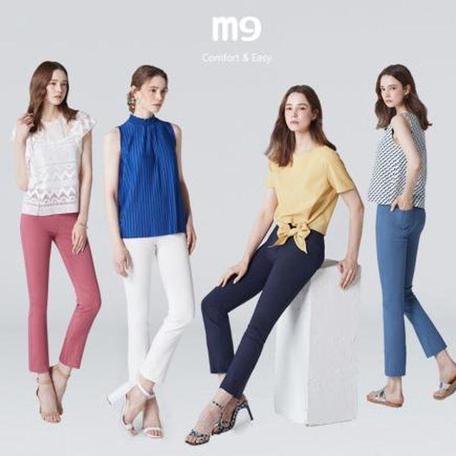 [M9]여성인견아이스밴딩팬츠4종