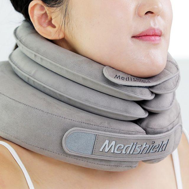 ★의료기기2등급★메디쉴드 전동 목견인기 의료기기 마사지 펌프 CT-1000