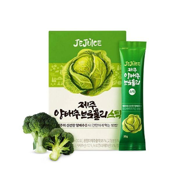 제주 양배추 브로콜리 스틱 120포 | 원산지 : 상품정보 참조