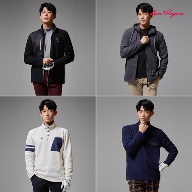[오플]벤호건 남성 울트라웜 플리스 4종_인하