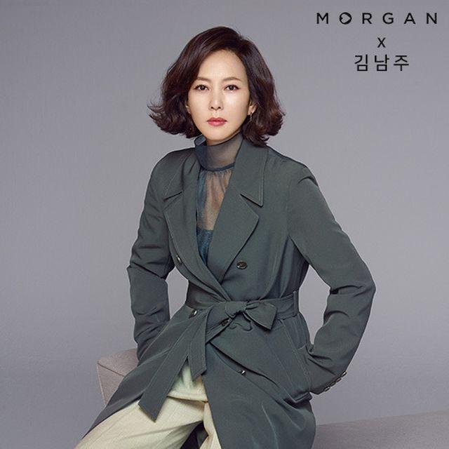 모르간 시그니처 인기 아이템! 19FW 뉴 트렌치 코트[19FW] MORGAN 뉴 트렌치 코트