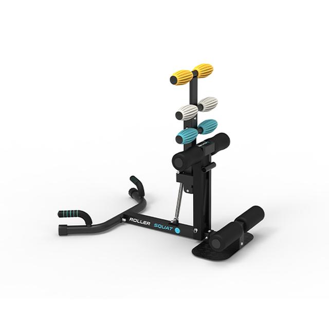 이고진 롤러 스쿼트 머신 만능 홈트레이닝(LV8001)