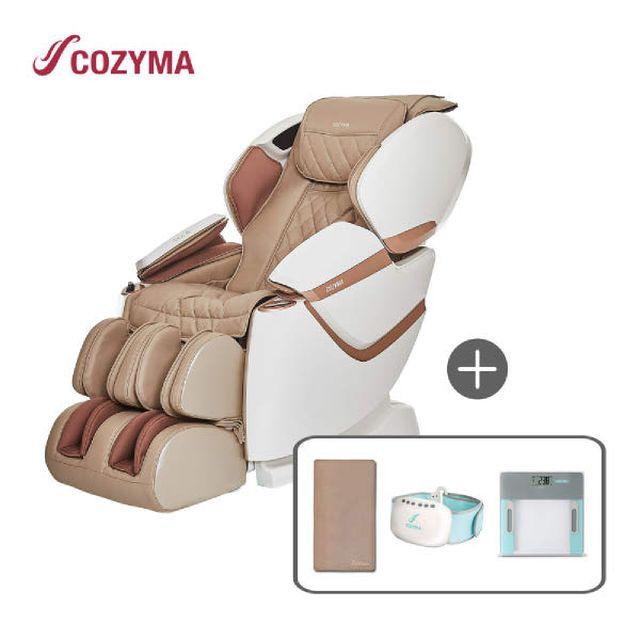장윤정의 코지마 안마의자 [시스타] + 벨트마사지기 + 체지방계