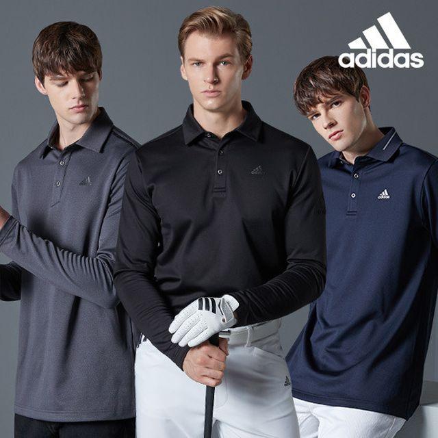 아디다스 골프 정품 남성 티셔츠 3종