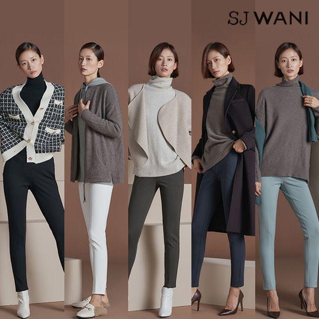 SJ WANI 윈터사브리나팬츠(런칭가 69,000원)