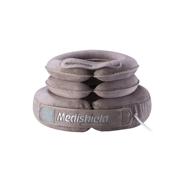 [하루 15분만] 전동식 목 견인기 메디쉴드 CT-1000 공기주입식