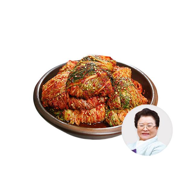 [강순의명가] 명품김치 2종세트(포기5kg + 치자백김치3kg)