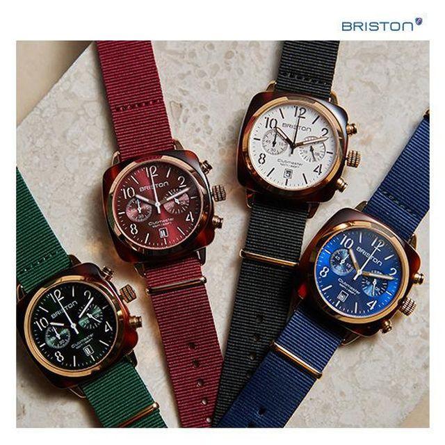 면세점 히트 상품 GS 런칭브리스톤 클럽마스터 아이콘 시계_공식수입원 정품