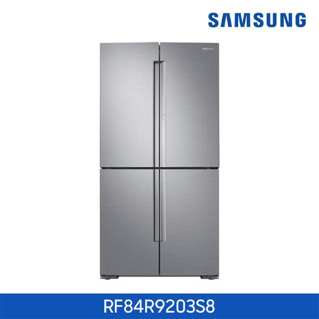 삼성 냉장고 T9000 푸드쇼케이스 5도어 [RF84R9203S8]