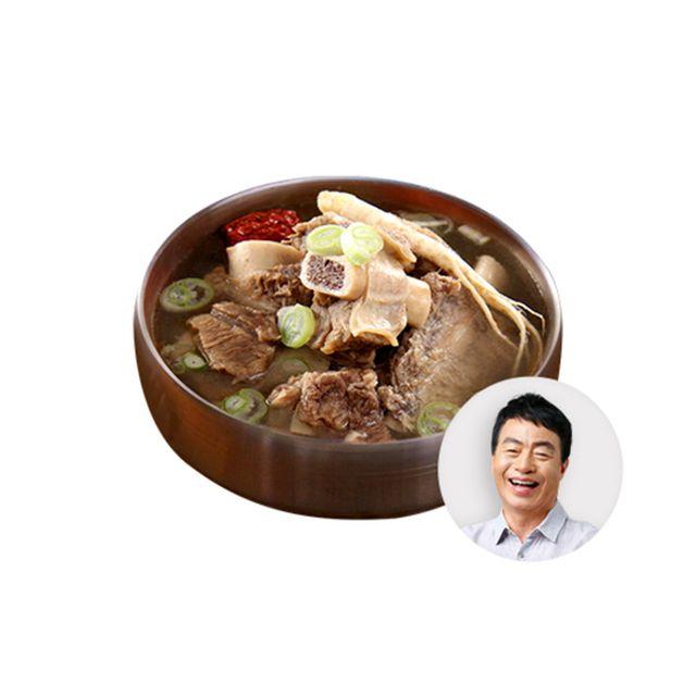 김하진 더푸짐한 특갈비탕 800g X 10팩