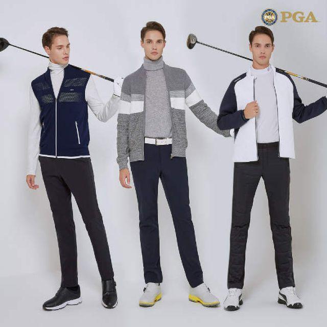 PGA 남성 퍼포머 DX 마스터팩 팬츠 3종