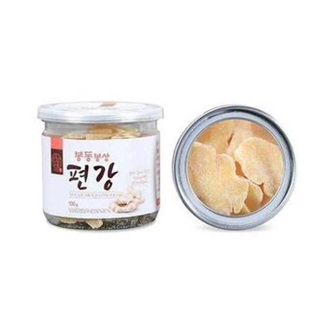 [TV]완주 봉동편강세트(편강X10개+생강농축액X4개)