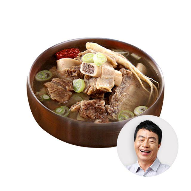 김하진 더푸짐한 특갈비탕 800*10팩