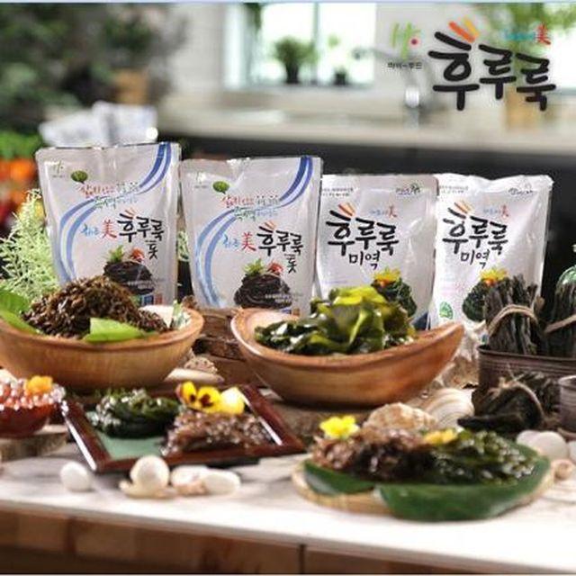 후루룩 해조국수 26인분+소스2종(비빔,모밀)