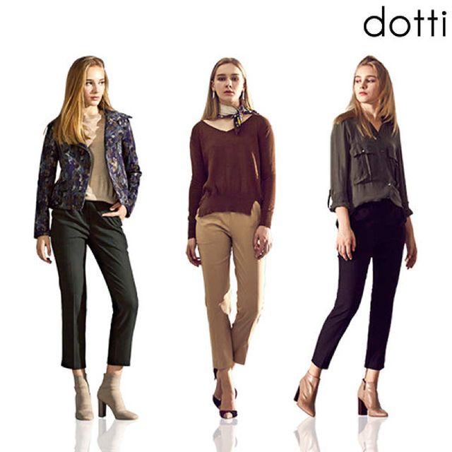 [도티 dotti] 도티 여성 이지 밴딩팬츠 3종 ( 여성 슬랙스 / 밴딩팬츠 / 이지팬츠 / 스트레치 팬츠 )